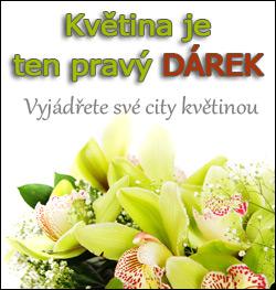 České květiny